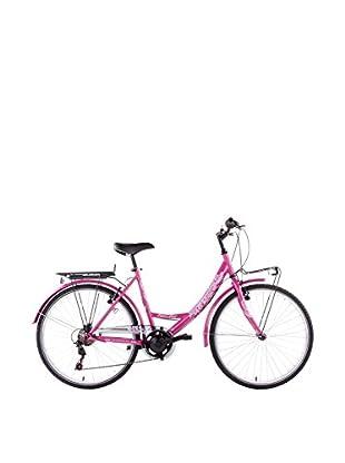 Schiano Fahrrad 26 Twister 06V rosa
