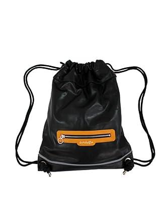 Davidelfín Bolso Back Pack (Negro)