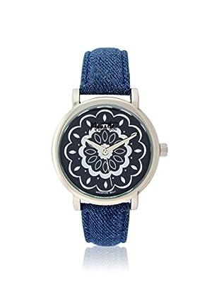 Nanette Lepore Women's 80700 Blue Alloy Watch