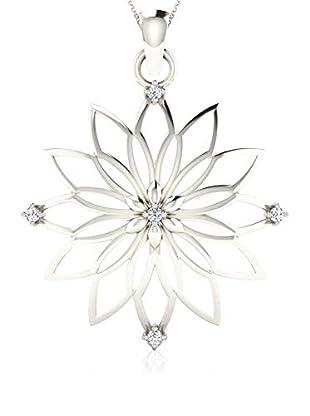 Diamant Vendome Conjunto de cadena y colgante DVP11467 Oro Blanco