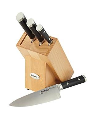 Anolon Cutlery 5-Piece Block Set