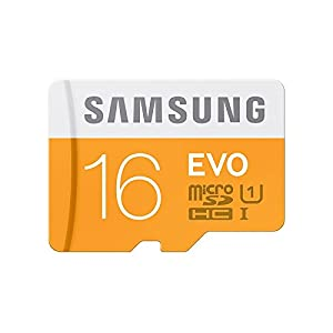 Samsung Memory Card with SD Adapter