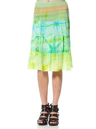 Custo Falda Wataru (Verde)