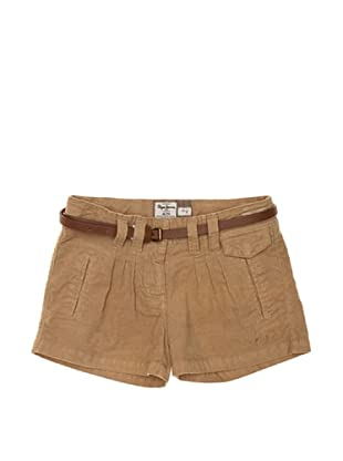 Pepe Jeans London Short Tabby (Marrón)