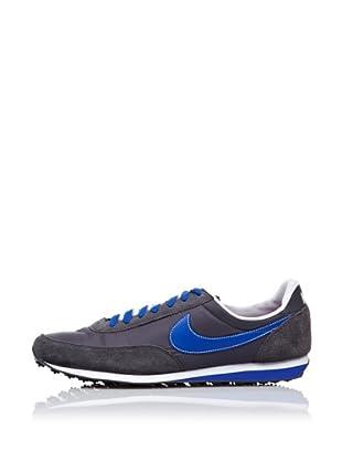 Nike Zapatillas Detente Elite (Double Lacage) (Gris / Azul / Blanco)