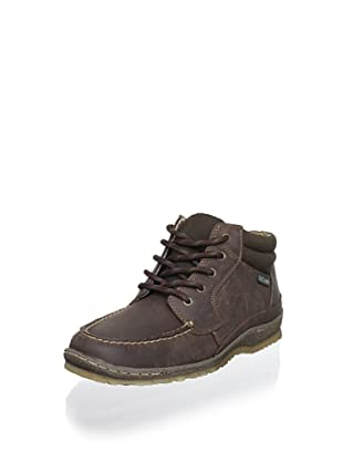 Eastland Women's Madawaska Moc-Toe Boot (Dark Brown)
