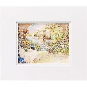 【クリックで詳細表示】Amazon.co.jp : ユーパワー Marko Mavrovich マルコマヴロヴィッチ Gel加工アートフレーム Sサイズ 幸せな朝 MM-02505 : ホーム&キッチン