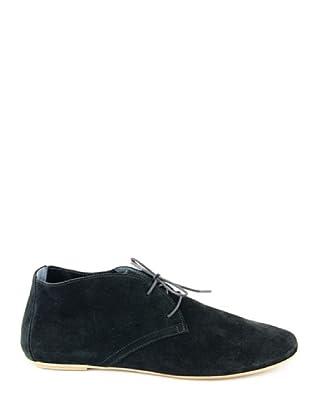 Eye Shoes Botines Cordones (Negro)