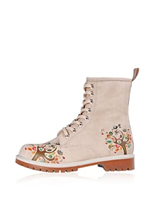 Dogo Botas happy tree (Crema)
