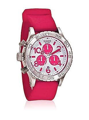 Nixon Uhr mit japanischem Quarzuhrwerk Woman A038-387  42 mm