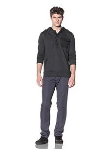 ZAK Men's Pullover Hoodie (Charcoal)