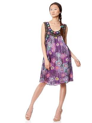 Custo Barcelona Kleid Courty (Violett)