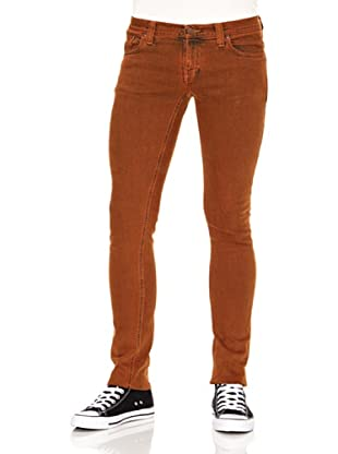 Nudie Jeans Pantalón John Orange (Naranja)