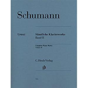 Saemtliche Klavierwerke 2