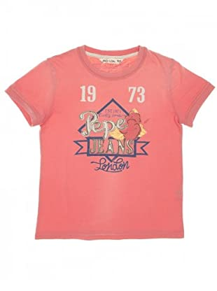 Pepe Jeans Kids T-Shirt Edgar (Koralle)