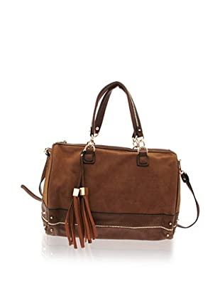 NAF NAF Bowling Bag Nebraska (Camel/Brown)