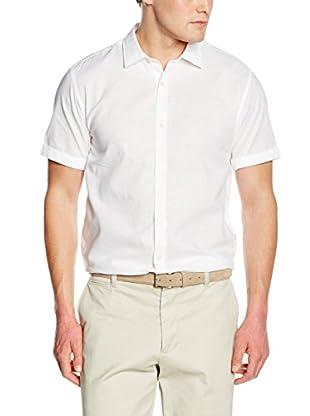 JACK & JONES Camicia Uomo Bianco L