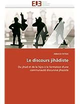 Le Discours Jihadiste (Omn.Univ.Europ.)