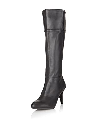 Adrienne Vittadini Women's Shauna-1 Long Boot (Black)