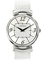 Claude Bernard Analogue White Dial Women's Watch - 21204 3 AIN