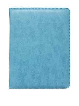 Unotec Funda Elegance Azul Para iPad Mini