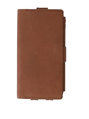 Decoded Bags Men's Wallet Case for iPhone 5, Brown