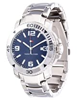 Tommy Hilfiger Analog Blue Dial Men's Watch TH1790931J
