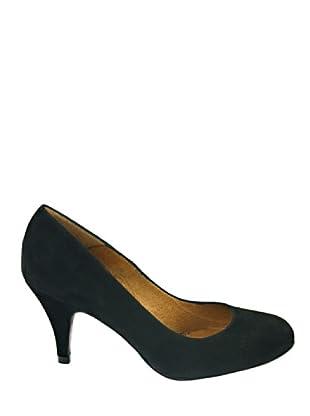 Eye Shoes Zapatos Tacón (Negro)