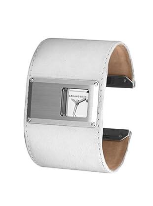 ARMAND BASI A0581L01 - Reloj Señora mov cuarzo correa piel Blanco