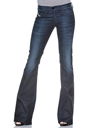 Diesel Pantalón Vaquero Livier (Azul Oscuro)
