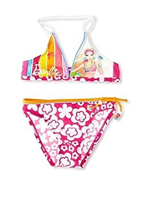 Arena Bikini Luren Barbie (Rosa / Blanco)
