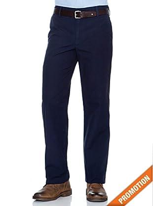 Dockers Pantalón Comfort Ultraligero (Azul Marino)