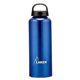 【クリックで詳細表示】Amazon.co.jp | LAKEN(ラーケン) クラシック ブルー 0.75L PL-32A | スポーツ&アウトドア 通販