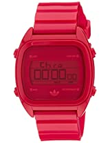 Adidas Digital Red Dial Men's Watch - ADH2729