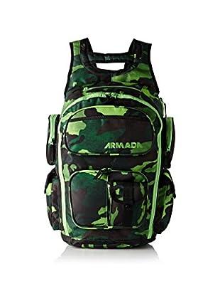 Armada Rucksack Bridgeport Backpack schwarz/grün