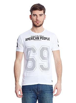 American People Camiseta Manga Corta Fumber