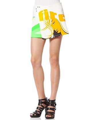 Custo Falda Toyama (Multicolor)