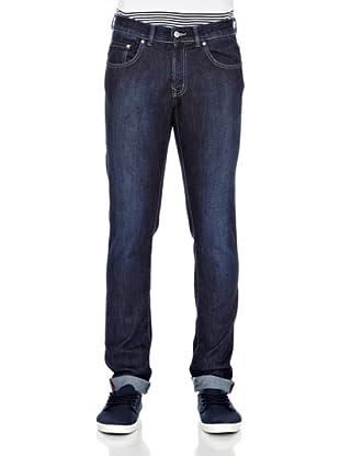 Carrera Jeans Pantalón Denim 12 Oz Spintec (Azul Oscuro)