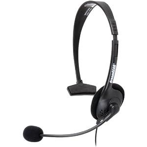 Dreamgear Xbox 360 Broadcaster Headset (Black)