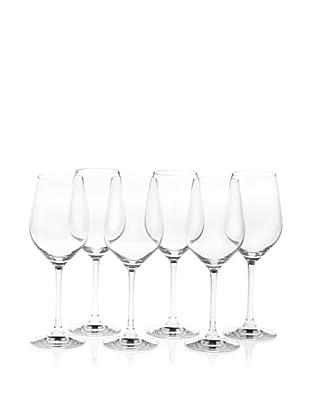 Stölzle Set of 6 Grand Cuvee White Wine Glasses, 12.75-Ounce