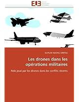 Les Drones Dans Les Operations Militaires (Omn.Univ.Europ.)