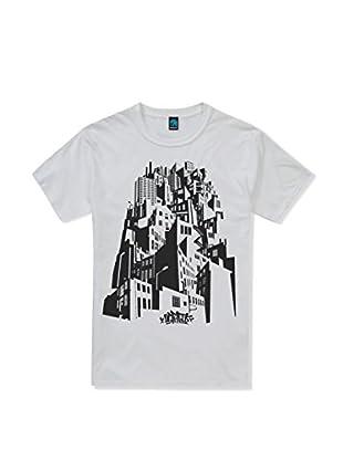 DEPHECT Camiseta Manga Corta Rising High