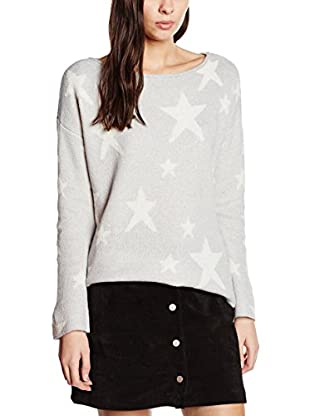 edc by Esprit Pullover 125cc1i028 - mit Sternenmuster