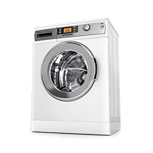 Whirlpool 5.5 kg Front Loading Washing Machine - Explore 855 Lew White