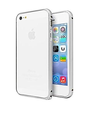 Unotec Pro Aluminium Bumper iPhone 5 grau