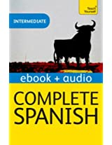 Complete Spanish: Teach Yourself Audio eBook (Kindle Enhanced Edition) (Teach Yourself Audio eBooks)