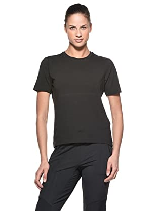 Salewa Camiseta  Oberjoch CO (Negro)