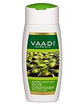Vaadi Herbals Olive Conditioner with Avocado Extract, 110ml