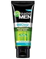 Garnier UT1445 Men Oil Clear Face Wash