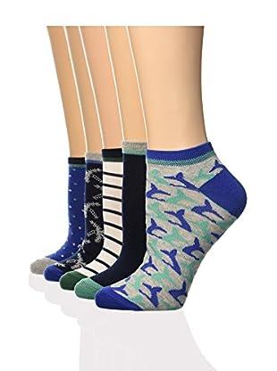 Springfield 5tlg. Set Socken